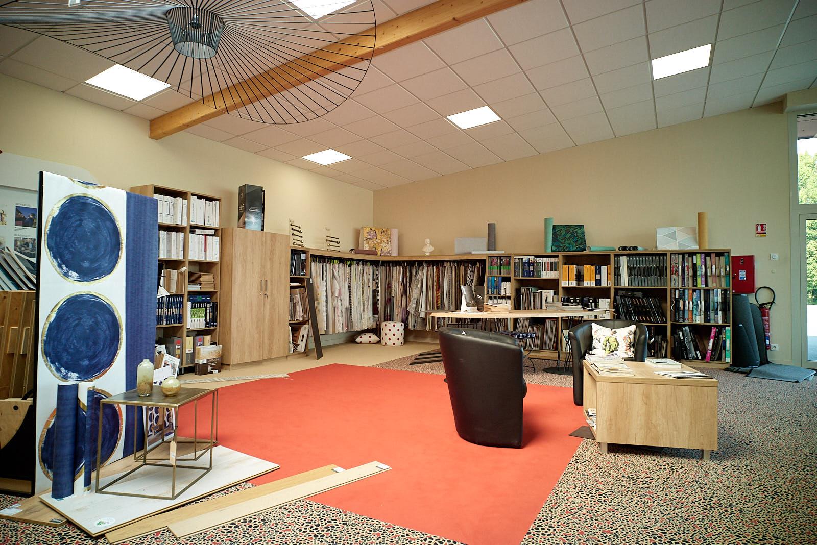 Espace conseil décoration Fougères