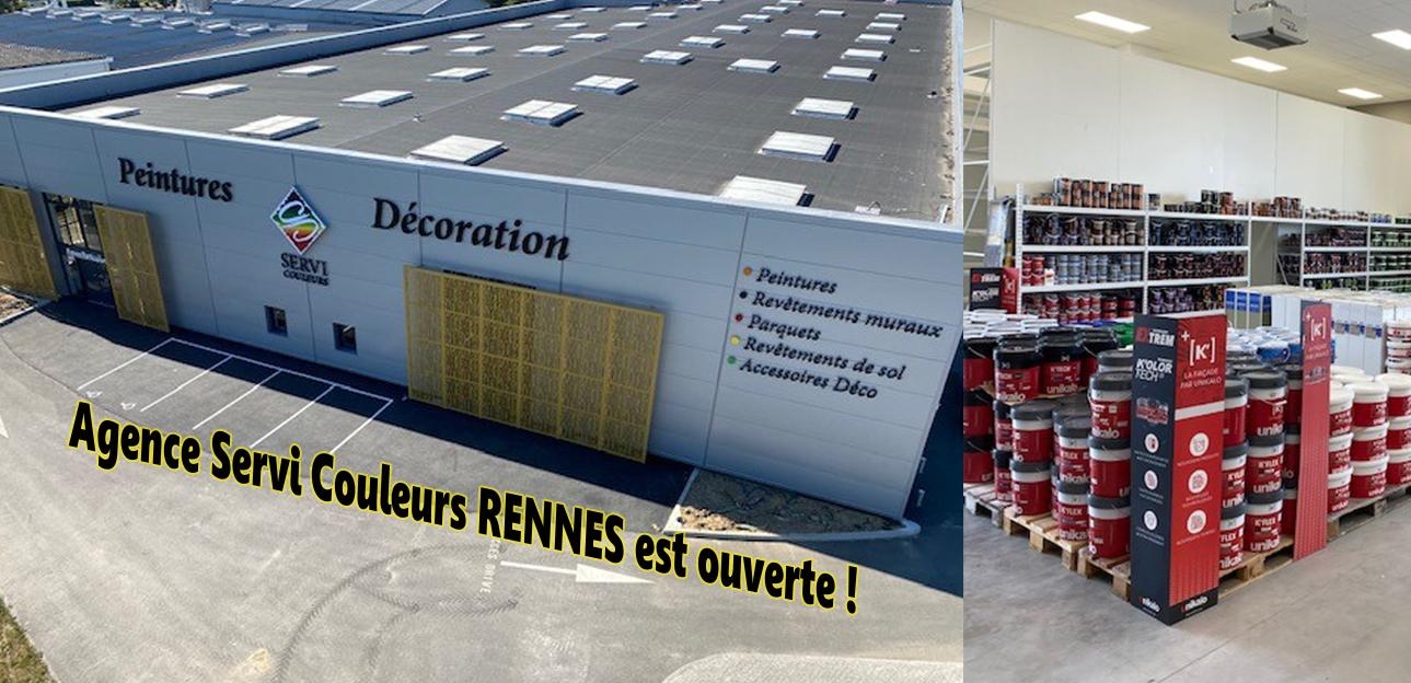 Servi Couleurs Rennes