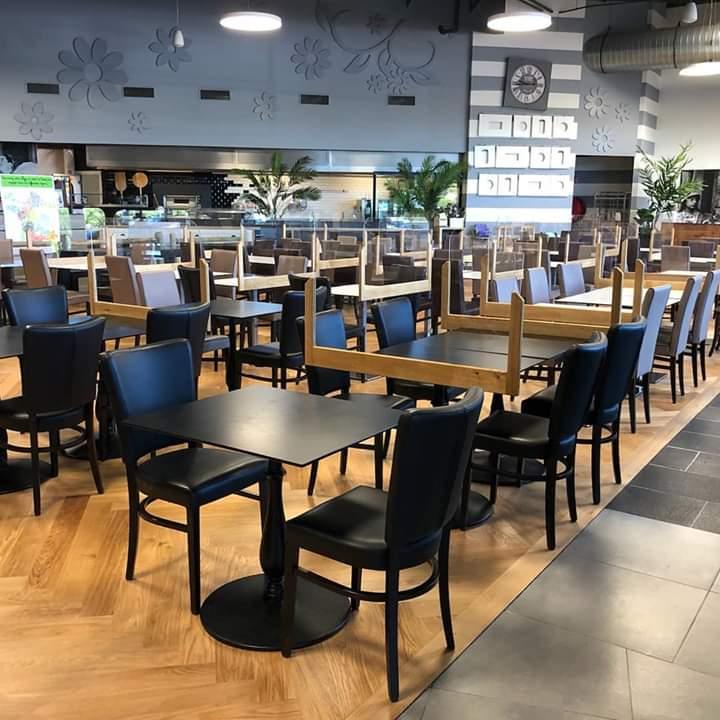 Rénovation cafétéria Super U St Cyr